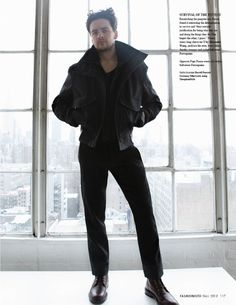 Vincent Piazza of Boardwalk Empire by Saria Atiye for Fashionisto #8