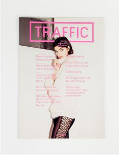 Traffic – News To-Go, Issue 42, January 2015 on Behance