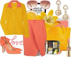 loving the colours for this Spring! love bright colours.