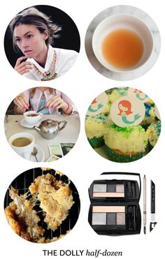 The Dolly Half-Dozen: beauty, makeup, motherhood, baking, photography tips