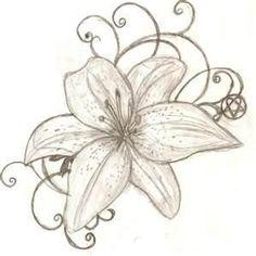 Tattoo Design Tiger Lily By Lguest On DeviantART