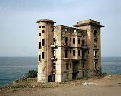 """Haunted house"", unknown location / Zineb Sedira"