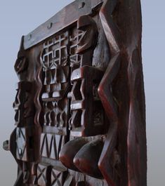 African Art For Sale, Art Object, Traditional Art, Belgium, Objects, Wood, Crafts, Manualidades, Woodwind Instrument