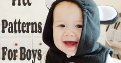 Free Patterns for Boys       Below are all patterns that you print, are free and not just a tutorial.                 Some patterns are ...