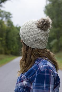 Ravelry: Eau Claire pattern by Melissa Schaschwary. What great texture, I love this toque!