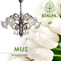Simplemente observad la belleza y decidnos en que lugar vuestra casa colocaríais nuestra lámpara MUS. Participa...#ColorsByJoalpa