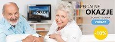 Zbliża się dzień Babci i Dziadka, a z tej okazji -10% na wybrane produkty. Sprawdź na http://www.tvokazje.pl/29-dzien-babci-i-dziadka. Świętujmy razem!