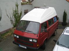 This is a collection of many highroof T3