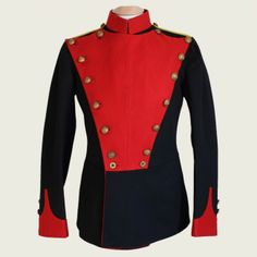 12th (Prince of Wales's) Royal Lancers Trooper's Full Dress Tunic