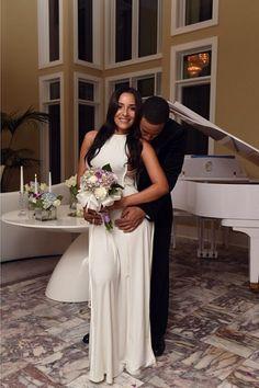 Ludacris marries his longtime girlfriend in surprise wedding - @Eudoxiee/Instagram