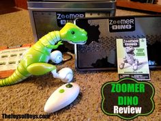 Zoomer Dino Review -