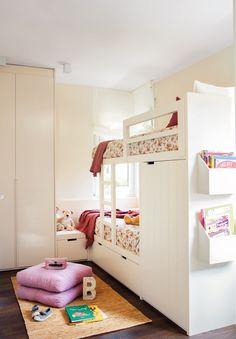 Casa reformada para una familia con tres niños