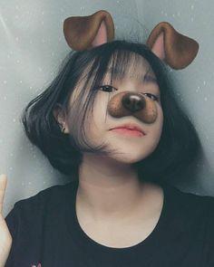 Ulzzang Short Hair, Ulzzang Korean Girl, Cute Korean Girl, Asian Girl, Cute Girl Photo, Cool Girl, Boy And Girl Best Friends, Girl Short Hair, Bad Girl Aesthetic