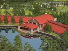 TriHabitat Lodge Conference Center