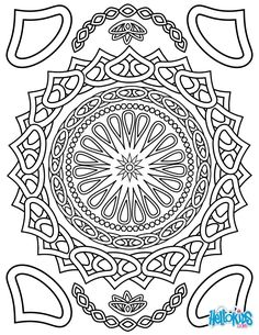 Best Advanced Coloring Book