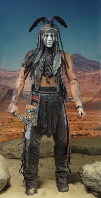 Фигурка The Lone Ranger Series Tonto