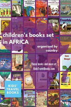 Children's books set in Africa