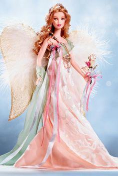 Golden Angel Barbie - 2006