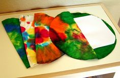 Coffee Filter Books...lots of book making ideas