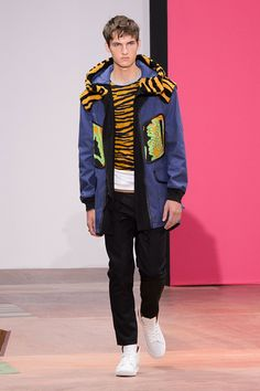 Coach Spring 2016 | Men's London Fashion Week