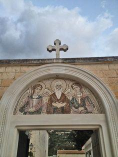 St. Neophytos Monastery, Paphos, Cyprus