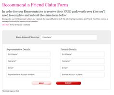 Joining Avon and recommending your friends can get you £90 worth of Avon products free!