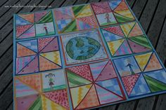 project for quilt maker's gift