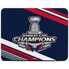Washington Capitals 2018 Stanley Cup Champions Mousepad e1af68d05