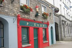 P. Egan's of Moate Ireland - had a great time here listening to traditional music, talking with locals and drinking cider and Guinness.  No food but there is a good Chinese takeout down the street if you are hungry :)
