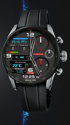 Uhr Gani 26 # watches for men luxury fashion Fancy Watches, G Shock Watches, Expensive Watches, Stylish Watches, Luxury Watches For Men, Sport Watches, Cool Watches, Amazing Watches, Beautiful Watches