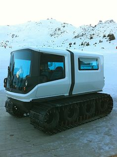I want one. Oh to have a place in the remote wilderness that I could justify this.