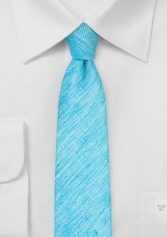 Krawatte Herringbone-Struktur mint