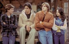 Fez, Jackie, Kelson & Erick  That '70s Show
