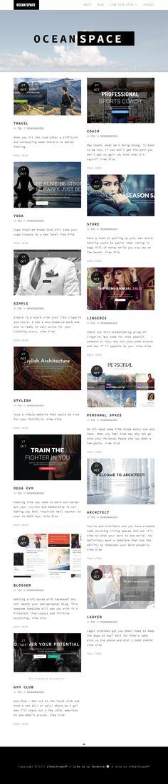 Ocean, Train, Website, Space, Design, Floor Space, The Ocean, Design Comics
