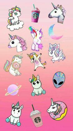 I obsessed unicorns (*insert the unicorn emoji*) Unicorn Drawing, Unicorn Art, Magical Unicorn, Cute Unicorn, Rainbow Unicorn, Unicorn Emoji, Unicornios Wallpaper, Galaxy Wallpaper, Unicorn Pictures