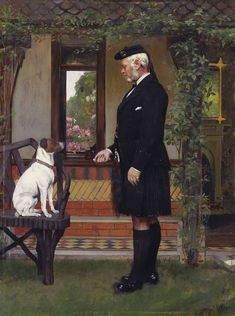John Brown (d. 1883) at Frogmore, Carl Rudolph Sohn, 1883 - Karl Rudolf Sohn - Wikipedia