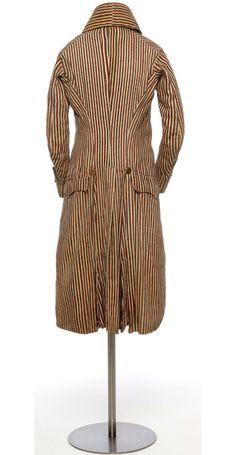 Revolutionary Jacket, 1789-1791 via Les Arts Décoratifs