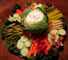 Funeral Food Blog - But this tray is perfect for any occasion. I am making one of these to serve Easter!