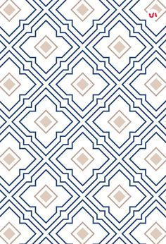 Part of a set of 40 Art Deco seamless vector patterns. A vast collection of geometric patterns inspired by the Art Deco movement and interpreted in a modern up-to-date manner.elegant and minimal. Geometric Patterns, Graphic Patterns, Geometric Art, Textile Patterns, Print Patterns, Simple Geometric Pattern, Modern Patterns, Geometric Designs, Motif Art Deco