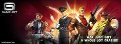 Blitz Brigade - Facebook Games Covers - Social Covers