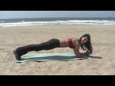 ToneItUp.com's Ab Workout - Fitness Model Workout