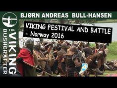 Viking Festival and Battle - Norway 2016 - YouTube