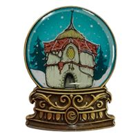 Winter Efteling 2014 Lot's Kraamhuys. Verschenen in: november 2014. Oplage: 500. Serie: Winter Efteling Pins.