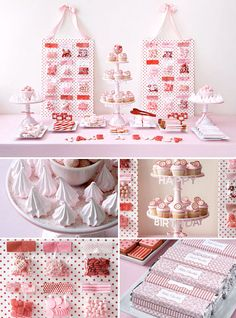 Dessert tables and candy buffets are super fun add-ons to wedding receptions of any size or style. They can be used as alternatives to traditional wedding