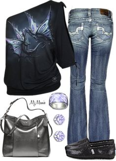 """""""Something Diff......."""" by mzmamie ❤ liked on Polyvore"""