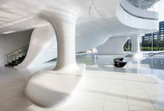 Greenland Sales Center, Maqiu — KNSTRCT - Carefully Curated Design News