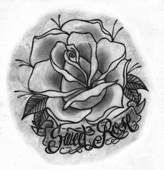 Tattoo Rose Traditional Traditional Rose Tattoo Designs Best Tattoo ...