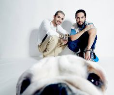 04.10.2014 - Erfurt - Tom & Bill Kaulitz by JENS KOCH