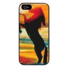Dawn Horse Iphone 5/5s Snap Case