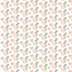 Kawaii Pokemon Video Games Pastel fabric by kathrynrose on Spoonflower - custom fabric